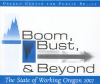 Cover of Boom, Bust, & Beyond