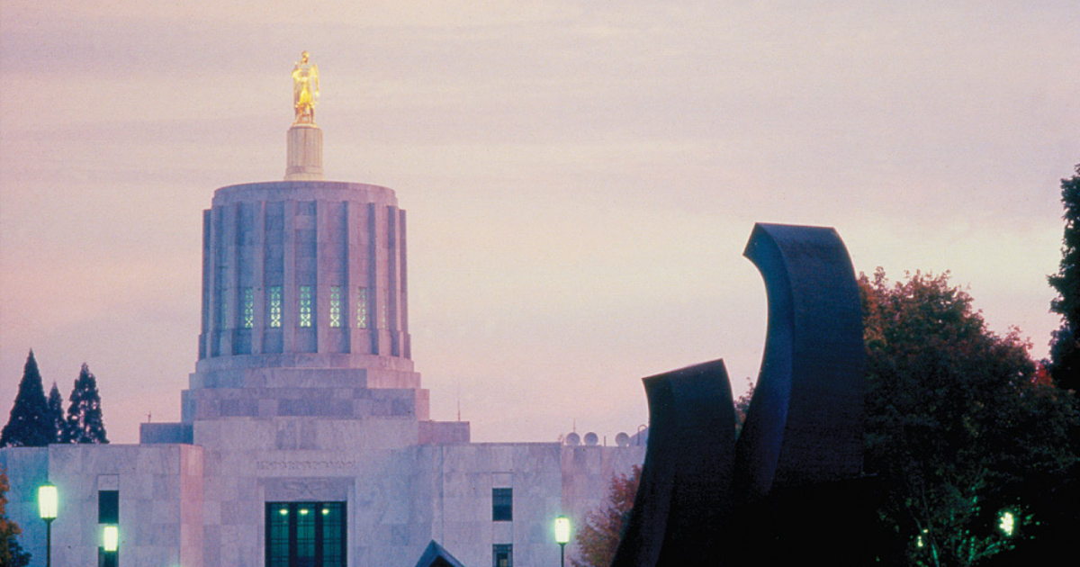 Do we have the courage to sustain the investments Oregonians need?