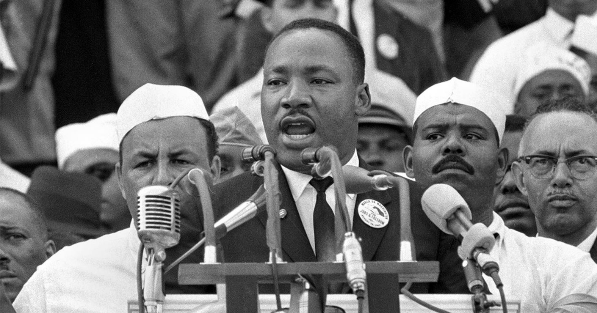 How far we still must go to fulfill Dr. King's dream